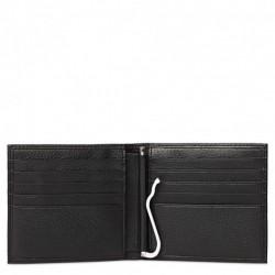 Portafoglio uomo con portadocumenti, comparti per banconote e carte di credito Modus - Piquadro PU1666MO/N