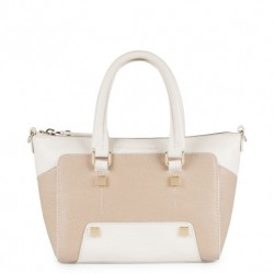 Borsa donna shopping bag mini Uhura colore beige - PIQUADRO BD3675S84/BE