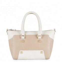 Borsa donna shopping bag mini Uhura colore beige - PIQUADRO BD3675S84/BE