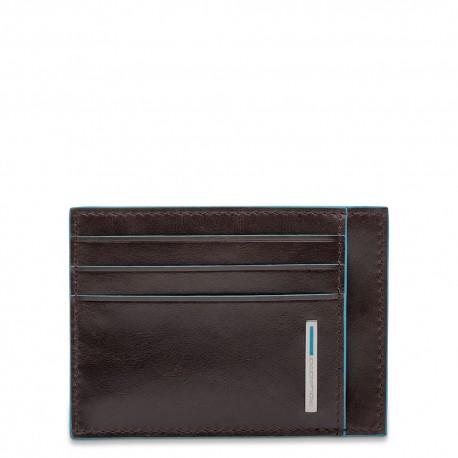 Porta carte di credito linea Blue Square - Piquadro PP2762B2/MO