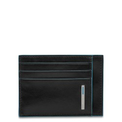Porta carte di credito linea Blue Square colore nero - Piquadro PP2762B2/N