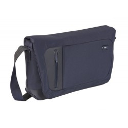 DOT_COM BORSA MESSENGER PORTA PC E IPAD COLORE BLU - NAVA DESIGN DC011B