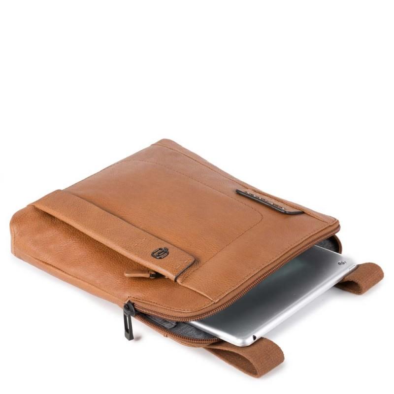 Borsello organizzato porta iPad P15Plus nero -PIQUADRO CA1358P15S N bd5ac05f69a