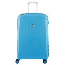 BELFORT PLUS Valigia trolley 4 doppie ruote 70 cm colore teal blue - DELSEY 00384182022