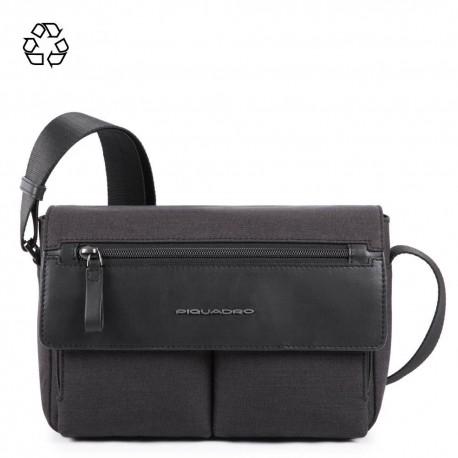 Messenger porta iPad®mini Tiros colore nero - PIQUADRO CA4804W98/N