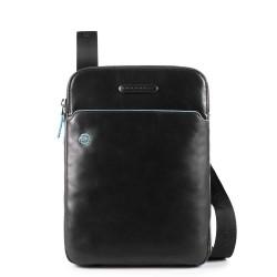 Borsello porta iPad®Air/Pro 9,7 Blue Square colore nero - PIQUADRO CA3978B2/N