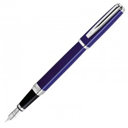 Penna stilografica Exception Slim Blue ST - WATERMAN S0637090,S0637100