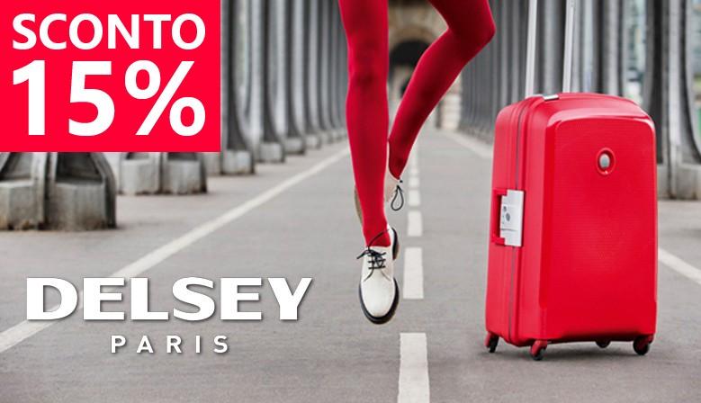 Delsey - Valigie e Trolley